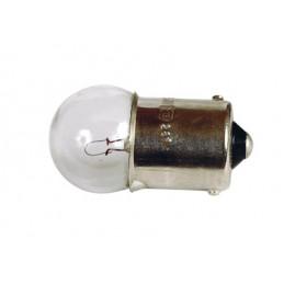 Ampoule de position 12V. 5w. Ba15s vendu par 10 pièces