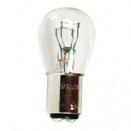 Ampoule de stop 24V. 21w/5w. 2 plots bay15d vendu par 10 pièces