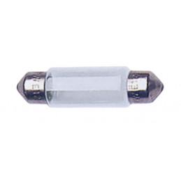 Ampoule navette 12V. 10w. T11x41 sv8.5d vendu par 10 pièces