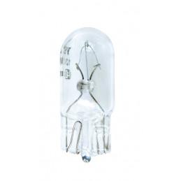 Ampoule wedge 24V. 5w. T10 w2.1x9.5d vendu par 10 pièces