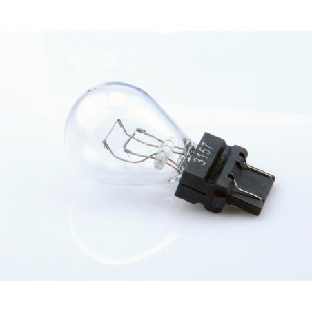 10 Ampoules halogene 3157 P27/7W 12V