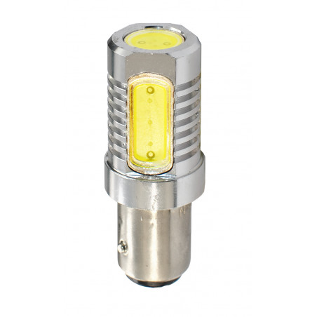 Ampoule BAY15D 12V 6W blanc CANBUS