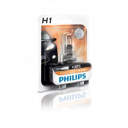 Ampoule PHILIPS H1 Vision 12V +30% - 1 pce -