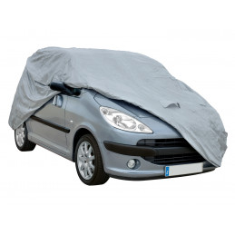 Housse de protection pour Fiat panda de 2012 - 420x165x132cm