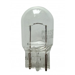 10 ampoules PHILIPS T10 W5W W2.1X9.5d 24V