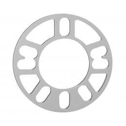 Elargisseurs de voie 5mm 4-5 trous