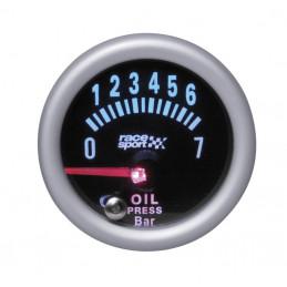 Manomètre de pression huile...