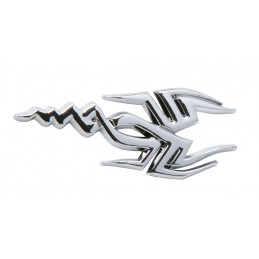 Emblème chrome scorpion -...