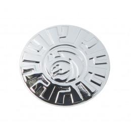 Emblème chrome tribal - 55 mm
