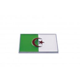 Emblème chrome 'algerie' -...