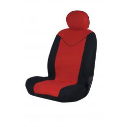 Housse de siège rouge/noir...