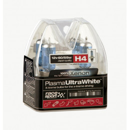 Boite d'ampoules H4 plasma...