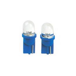 Led T10 bleu 1 led w5w - 4...