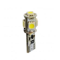 2 ampoules LED T10 W5W 5...