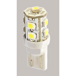 2 ampoules LED T10 W5W 9...