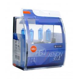 2 ampoules BLUE XENON HB4 12V 55W look XENON HID