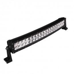 Lampe LED de travail / barre de toit 4x4 120W 7200LM - 611x75,63x79,46mm