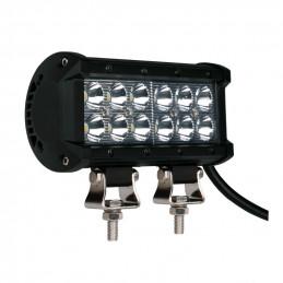 Lampe LED de travail / barre de toit 4x4 36W 2400LM - 161.1x63x107.83mm
