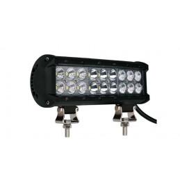 Lampe LED de travail / barre de toit 4x4 54W 3600LM - 229.3x63x107.83mm