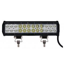 Lampe LED de travail / barre de toit 4x4 72W 4800LM - 297.5x63x107.83mm