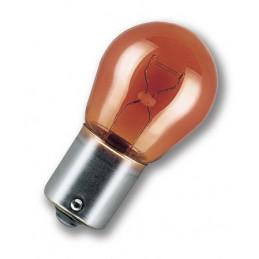 10 Ampoules OSRAM BAU15s 21W 12V PY21W