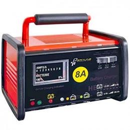 Chargeur de batterie 8A pour batterie 6/12V