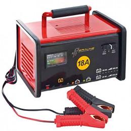 Chargeur de batterie 18A pour batterie 12/24V