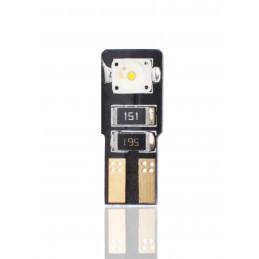 ampoule LED T10 W5W 6W 12V canbus blanc