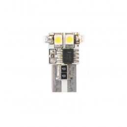 ampoule LED T10 W5W 12V canbus SMD1210 blanc