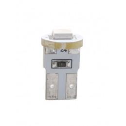 ampoule LED bleu T10 W5W 1xSMD5050 12V 0.32W
