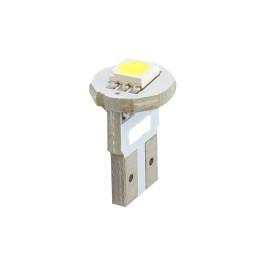 ampoule LED blanc T10 W5W 1xSMD5050 12V 0.32W