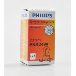 Ampoule PHILIPS PSX24W PG20/7 12V 24W