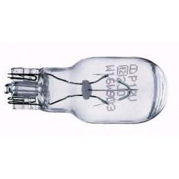 1 ampoule PHILIPS W16W 12V W2.1x9.5d
