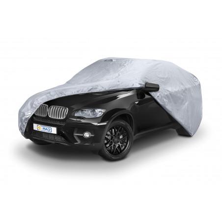 Housse de protection pour Jaguar/Daimler S-Type 2002 - 530x175x120cm