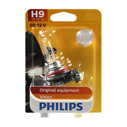 Ampoule H9 Philips 12V/65W PGJ19-5