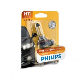 Ampoule H11 Vision Philips 12V55W PGJ19-2