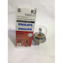 Ampoule R2 24V 55/50W P45t-41