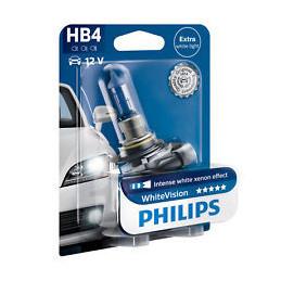 Ampoule halogene PHILIPS HB4-9006 12V 55W P22d