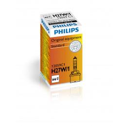 Ampoule halogène Philips H27W/1 12V27W PG13