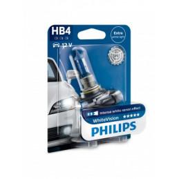 Ampoule PHILIPS WHITE VISION HB4-9006 12V 55W P22d