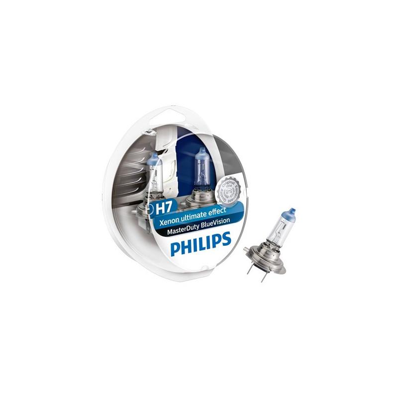 2x H7 Xenon Ampoules 100 W 12 V blanc pour s/'adapter Phare BMW X5 E53 3.0d