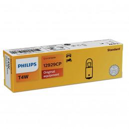Ampoule T4W Philips 12V4 BA9s