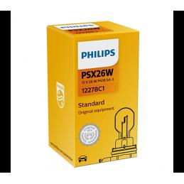 Ampoule PHILIPS PSX26W 12V 26W PGJ18.5d-3