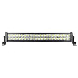 Lampe LED de travail / barre de toit 4x4 120W 7200LM - 55x8cm