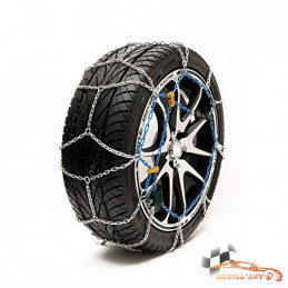 Chaines neige 9mm PREMIUM tension s automatique 185/80 R13