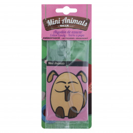 Désodorisant Mini Animals barbe à papa