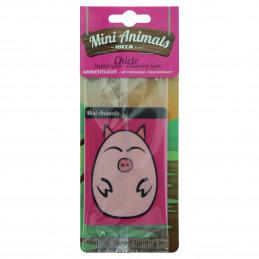 Désodorisant Mini Animals chewing gum