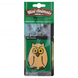 Désodorisant Mini Animals pomme