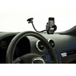 Support voiture universel avec ventouse pour téléphone iphone GPS Ipad