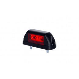 Feu de gabarit blanc rouge LED 12/24V remorque camion caravane